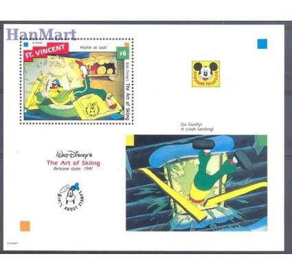 Znaczek St. Vincent 1992 Mi bl 244 Czyste **