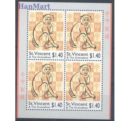Znaczek Saint Vincent i Grenadyny 2004 Mi ark 5978 Czyste **
