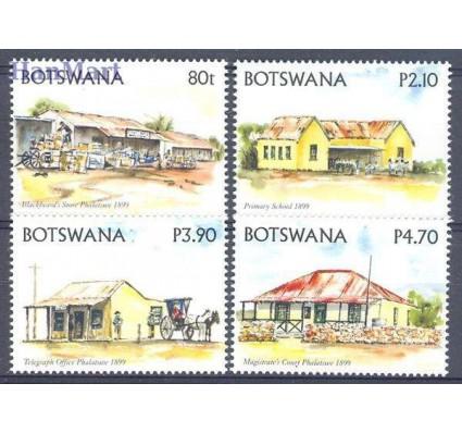 Znaczek Botswana 2005 Mi 809-812 Czyste **