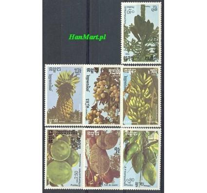 Kambodża 1986 Mi 806-812 Czyste **