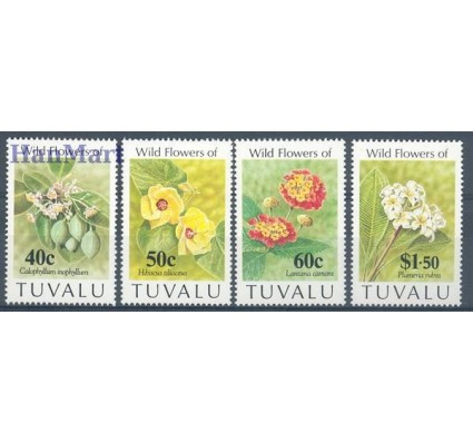 Znaczek Tuvalu 1993 Mi 650-653 Czyste **
