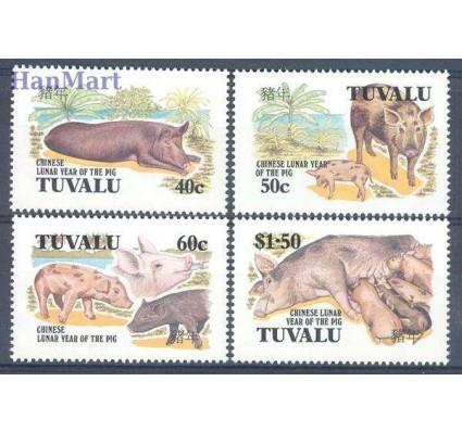 Znaczek Tuvalu 1995 Mi 709-712 Czyste **