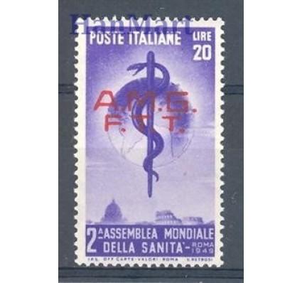 Znaczek Triest - Włochy 1949 Mi 70 Czyste **