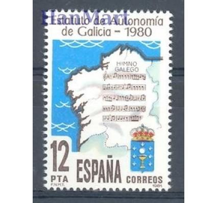 Hiszpania 1981 Mi 2492 Czyste **