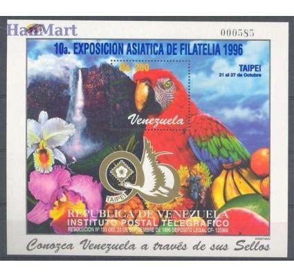 Znaczek Wenezuela 1996 Mi bl 51 Czyste **