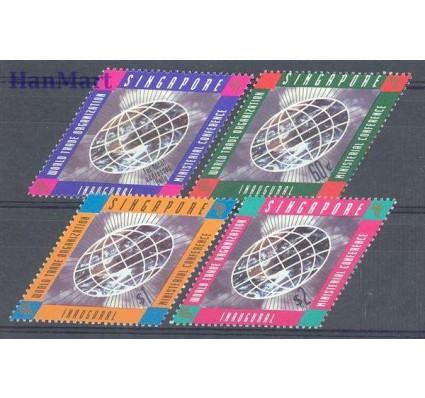 Znaczek Singapur 1996 Mi 818-821 Czyste **