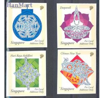 Znaczek Singapur 2002 Mi 1190-1193 Czyste **