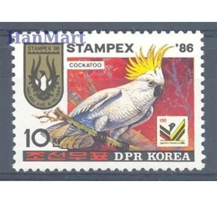 Znaczek Korea Północna 1986 Mi 2759 Czyste **