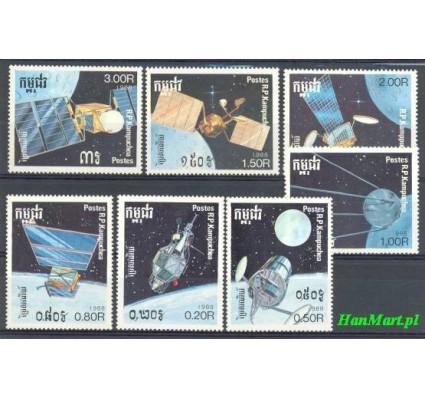 Kambodża 1988 Mi 946-952 Czyste **