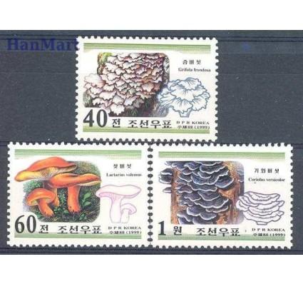 Znaczek Korea Północna 1999 Mi 4220-4222 Czyste **