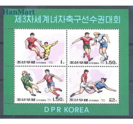 Znaczek Korea Północna 1999 Mi bl 427 Czyste **