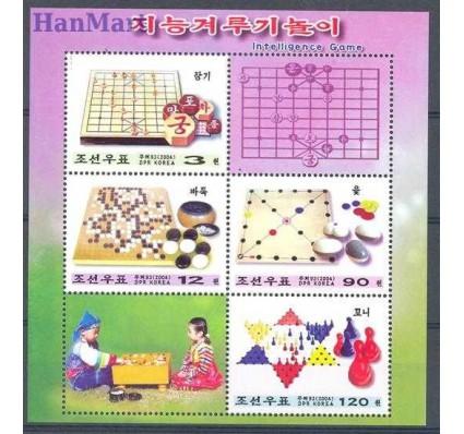 Znaczek Korea Północna 2004 Mi bl 574 Czyste **