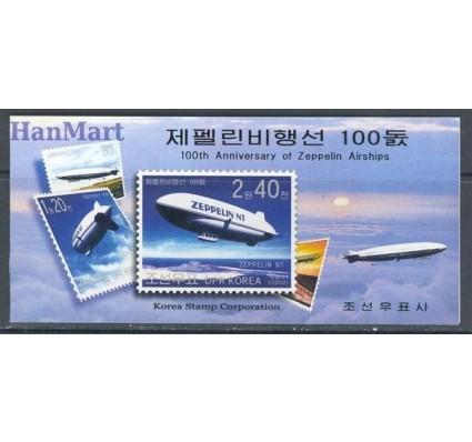 Znaczek Korea Północna 2002 Mi 4521-4524 Czyste **