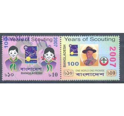 Znaczek Bangladesz 2007 Mi 888-889 Czyste **