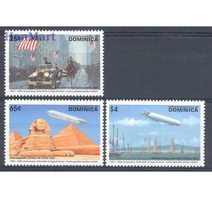 Znaczek Dominika 1993 Mi 1705-1707 Czyste **