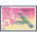 Dominika 1992 Mi bl 210 Czyste **