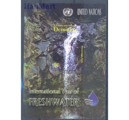 Znaczek Dominika 2003 Mi bl 487 Czyste **
