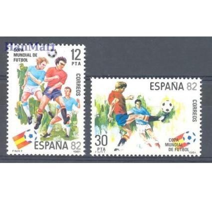 Hiszpania 1981 Mi 2496-2497 Czyste **