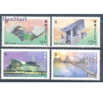 Znaczek Hong Kong 1997 Mi 815-818 Czyste **