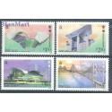 Hong Kong 1997 Mi 815-818 Czyste **