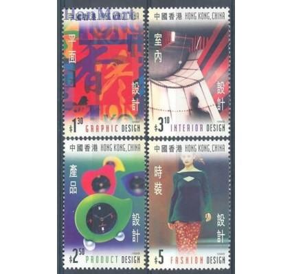 Znaczek Hong Kong 1998 Mi 853-856 Czyste **
