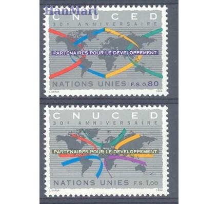 Znaczek Narody Zjednoczone Genewa 1994 Mi 259-260 Czyste **