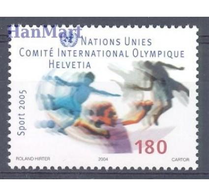 Znaczek Narody Zjednoczone Genewa 2004 Mi 507 Czyste **