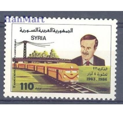 Znaczek Syria 1986 Mi 1650 Czyste **
