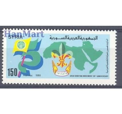 Znaczek Syria 1988 Mi 1728 Czyste **