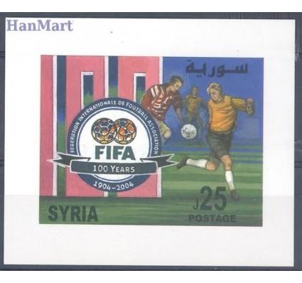 Znaczek Syria 2004 Mi bl 103 Czyste **