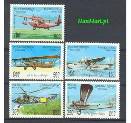 Znaczek Kambodża 1994 Mi 1467-1471 Czyste **