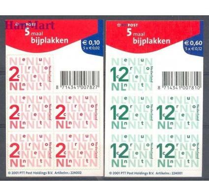 Znaczek Holandia 2002 Mi fol 1970-1971 Czyste **
