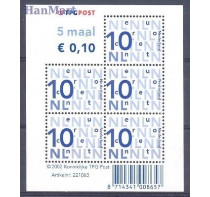 Znaczek Holandia 2002 Mi 2049 Czyste **