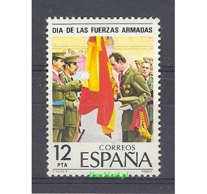 Znaczek Hiszpania 1981 Mi 2500 Czyste **