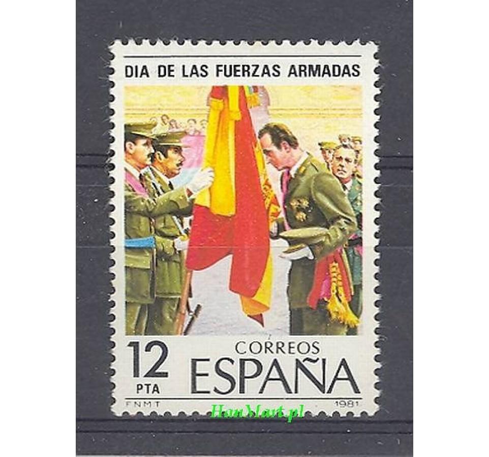 Hiszpania 1981 Mi 2500 Czyste **