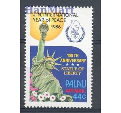 Znaczek Palau 1986 Mi 158 Czyste **