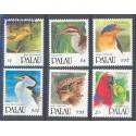 Palau 1992 Mi 525-530 Czyste **