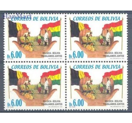 Znaczek Boliwia 2001 Mi 1505 Czyste **