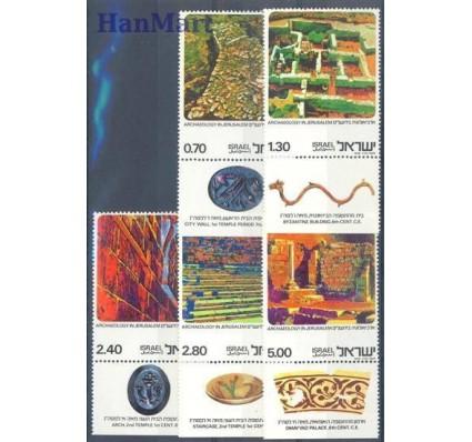 Izrael 1976 Mi 680-684 Czyste **