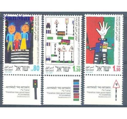 Znaczek Izrael 1993 Mi 1266-1268 Czyste **
