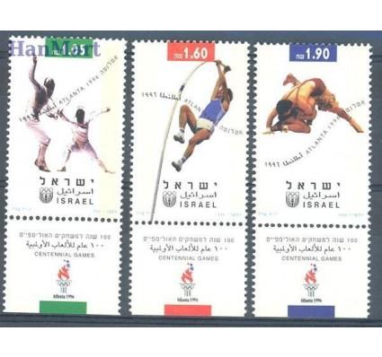 Znaczek Izrael 1996 Mi 1397-1399 Czyste **