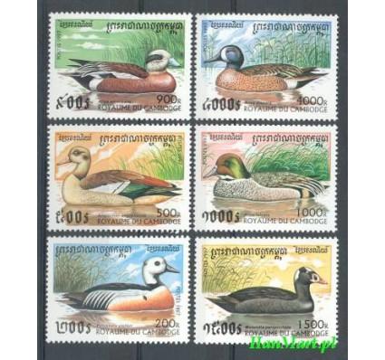 Znaczek Kambodża 1997 Mi 1704-1709 Czyste **