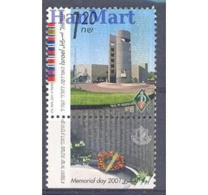 Znaczek Izrael 2001 Mi 1621 Czyste **