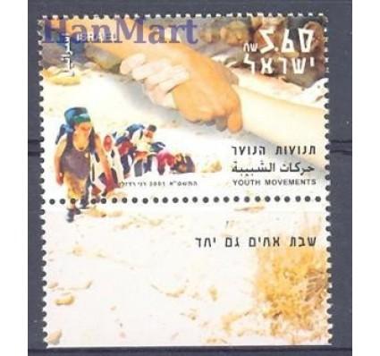 Znaczek Izrael 2001 Mi 1628 Czyste **