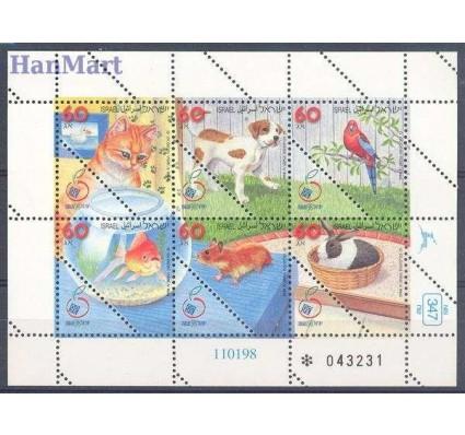 Znaczek Izrael 1998 Mi 1474-1479 Czyste **