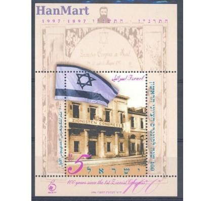 Znaczek Izrael 1996 Mi bl 54 Czyste **