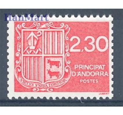 Znaczek Andora Francuska 1990 Mi 407 Czyste **