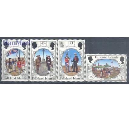 Znaczek Falklandy 1983 Mi 372 Czyste **