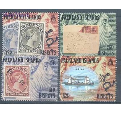 Falklandy 1991 Mi 544-547 Czyste **