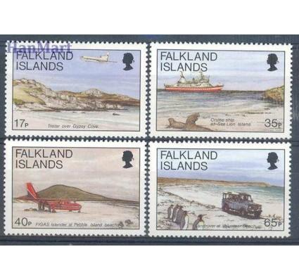 Znaczek Falklandy 1994 Mi 626-629 Czyste **